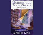 Murder at the Book Group : A Book Group Mystery - Maggie King