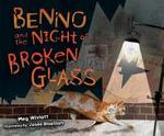 Benno and the Night of Broken Glass - Meg Wiviott