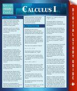 Calculus 1 - Speedy Publishing