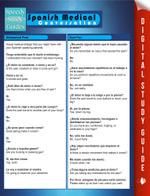 Spanish Medical Conversation (Speedy Study Guides) - Speedy Publishing