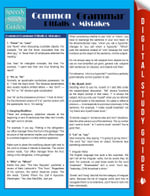 Common Grammar Pitfalls & Mistakes (Speedy Study Guides) - Speedy Publishing