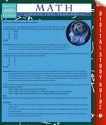 Math Common Core Problems Il (Speedy Study Guides) - Speedy Publishing