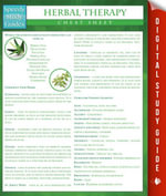 Herbal Therapy Cheat Sheet (Speedy Study Guides) - Speedy Publishing