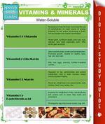 Vitamins & Minerals (Speedy Study Guides) - Speedy Publishing