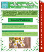 Herbal Therapy (Speedy Study Guides) - Speedy Publishing