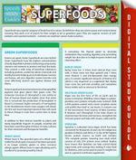 Superfoods (Speedy Study Guides) - Speedy Publishing
