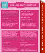 Medical Mathematics (Speedy Study Guides) - Speedy Publishing