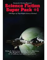 Fantastic Stories Presents : Science Fiction Super Pack #1 - Warren Lapine