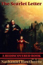 The Scarlet Letter (Rediscovered Books) : With linked Table of Contents - Nathaniel Hawthorne