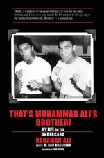 That's Muhammad Ali's Brother! - Rahaman Ali