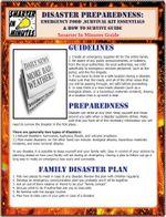 Disaster Preparedness : Emergency Food, Survival Kit Essentials & How to Survive Guide - Keith Eckernwood