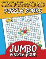 Crossword Puzzle Books (Jumbo Puzzle Book) - Speedy Publishing LLC