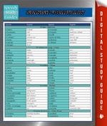 Spanish Vocabulary Speedy Study Guides - Speedy Publishing