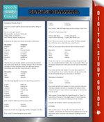 Spanish Grammar Speedy Study Guides - Speedy Publishing