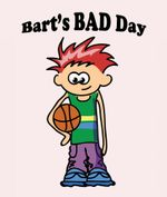 Bart`s Bad Day - Jupiter Kids