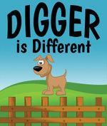 Digger is Different - Jupiter Kids