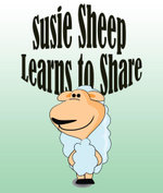 Susie Sheep Learns To Share - Jupiter Kids