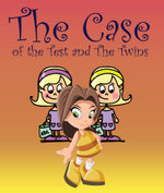 The Case of the Test and The Twins - Jupiter Kids