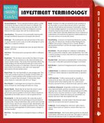 Investment Terminology - Speedy Publishing