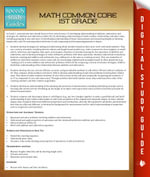 Math Common Core 1St Grade - Speedy Publishing