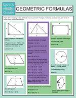 Geometric Formulas (Speedy Study Guide) - Speedy Publishing LLC
