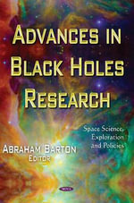 Advances in Black Holes Research
