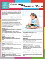 Misspelled and Confused Words (Speedy Study Guide) - Speedy Publishing LLC