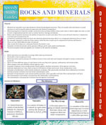 Rocks and Minerals (Speedy Study Guide) - Speedy Publishing