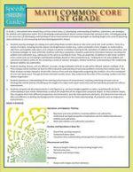 Math Common Core 1st Grade (Speedy Study Guide) - Speedy Publishing LLC