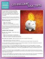 Us Income Tax Tips (Speedy Study Guide) - Speedy Publishing LLC