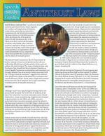 Antitrust Laws (Speedy Study Guide) - Speedy Publishing LLC