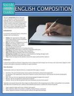 English Composition (Speedy Study Guide) - Speedy Publishing LLC