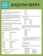 English Verbs (Speedy Study Guide) - Speedy Publishing LLC