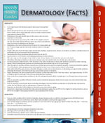 Dermatology (Facts) : Speedy Study Guides - Speedy Publishing