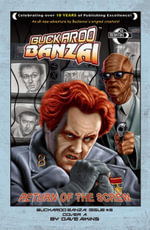 Buckaroo Banzai : Return of the Screw #3 - Earl Rauch