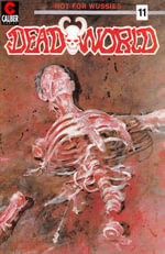 Deadworld #11 - Jack Herman