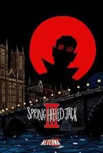 Spring-Heeled Jack #3 - Tony Deans