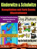 Kinder Bucher : Comic Fur Kinder - Kinderwitze & Schulwitze mit Hor Buch: Furz Freestyle Tone Auf Den Hochsten Wolkenkratzer Dachern Von New York & Dar - El Ninjo