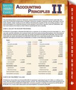 Accounting Principles 2 (Speedy Study Guides) - Speedy Publishing