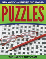 New York Challenging Crossword Puzzles : The Harder They Come - Speedy Publishing LLC
