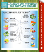 Anatomy And Nutrition For Body And Health (Speedy Study Guides) - Speedy Publishing