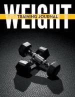 Weight Training Journal - Speedy Publishing LLC