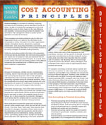 Cost Accounting Principles (Speedy Study Guides) - Speedy Publishing
