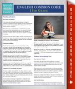 English Common Core 11th Grade (Speedy Study Guides) - Speedy Publishing