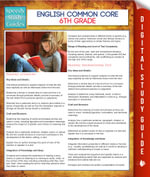English Common Core 6th Grade (Speedy Study Guides) - Speedy Publishing
