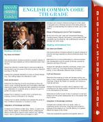 English Common Core 7th Grade (Speedy Study Guides) - Speedy Publishing