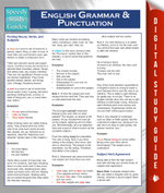 English Grammar And Punctuation (Speedy Study Guides) - Speedy Publishing