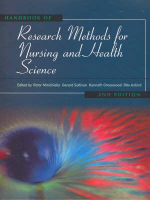 Handbook for Research Methods in Nursing Health : 2nd Edition