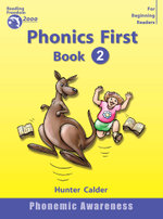 Phonics First : Book 2 - Hunter Calder