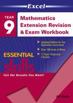 Excel Year 9 Maths Revision & Exam Workbook : Year 9 Advanced Mathematics : Revision and Exam Workbook - Excel